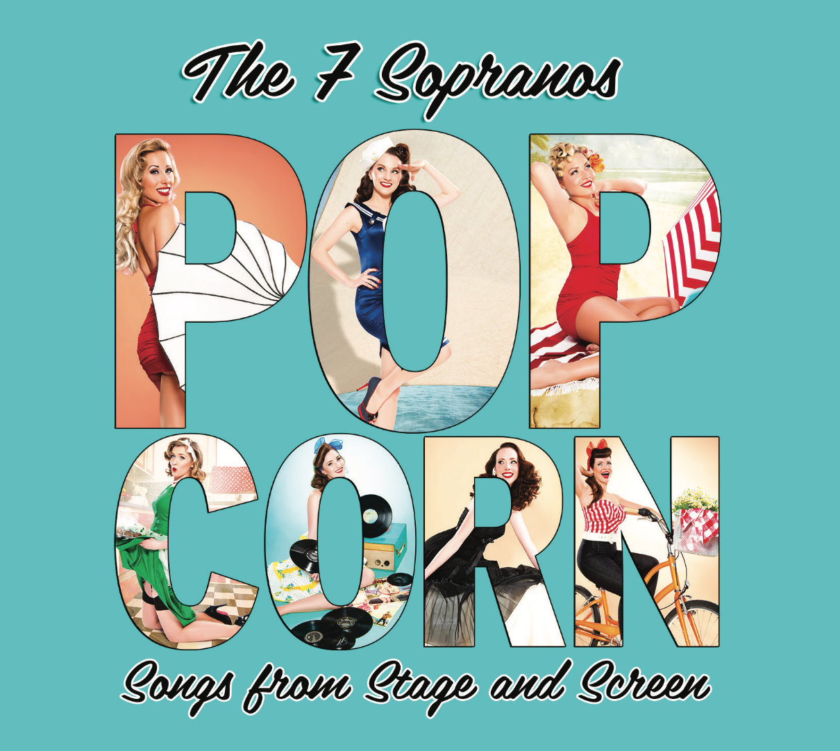 CD - Popcorn Songs From Stage & Screen