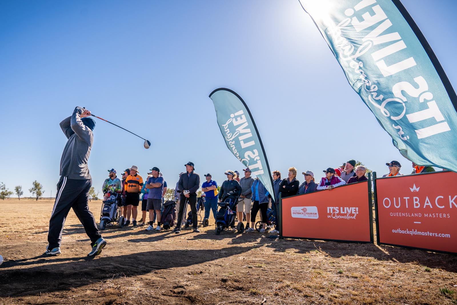 Outback QLD Masters - Winton